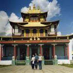 Буддийский храм - Дацан в Улан-Уде