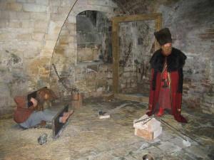 Пытки и допросы в Кремле Александрова