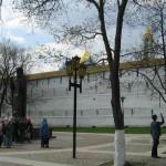 Стены Троице-Сергиевой лавры