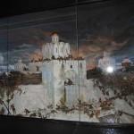 """Экспозиция музея в """"Золотых воротах"""""""