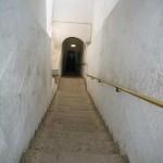 Лестница в Золотых воротах