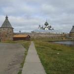 Вид на Монастырь (сзади)