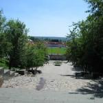 Стадион во Владимире