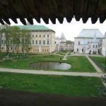 Вид на внутренний двор