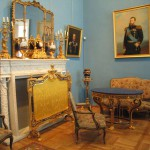 Голубая комната в Екатериниском Дворце