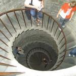 Лестница в Исакиевском Соборе