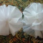 Резинки из капроновых лент