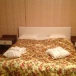 """Отель """"Баккара"""" спальня"""