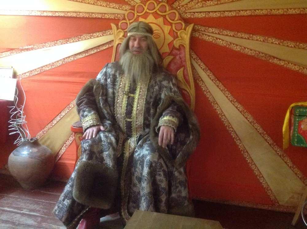 Царь Берендей в Переславле-Залесском