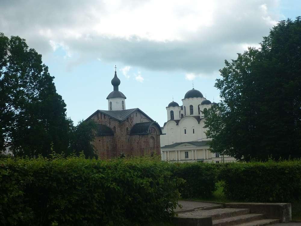 Церковь Параскевы Пятницы в Великом Новгороде