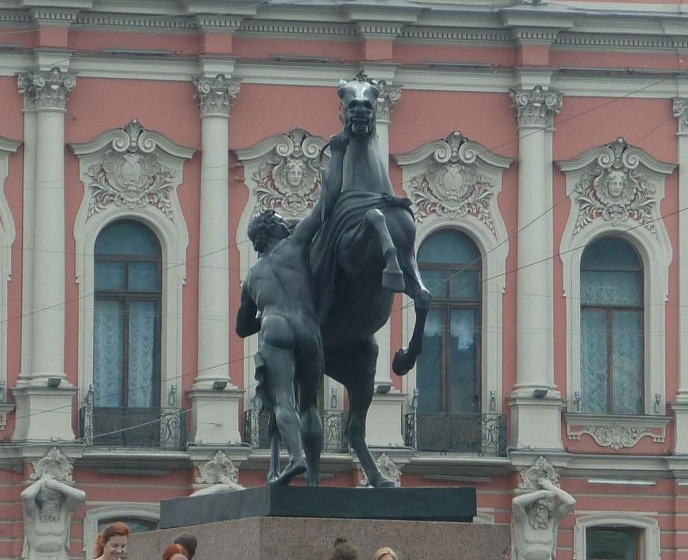 Невский проспект в Санкт-Петербурге