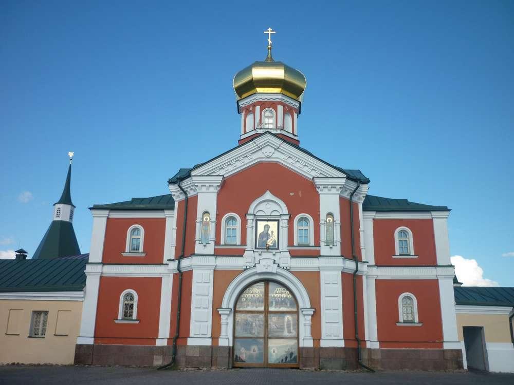Иверский Валдайский монастырь