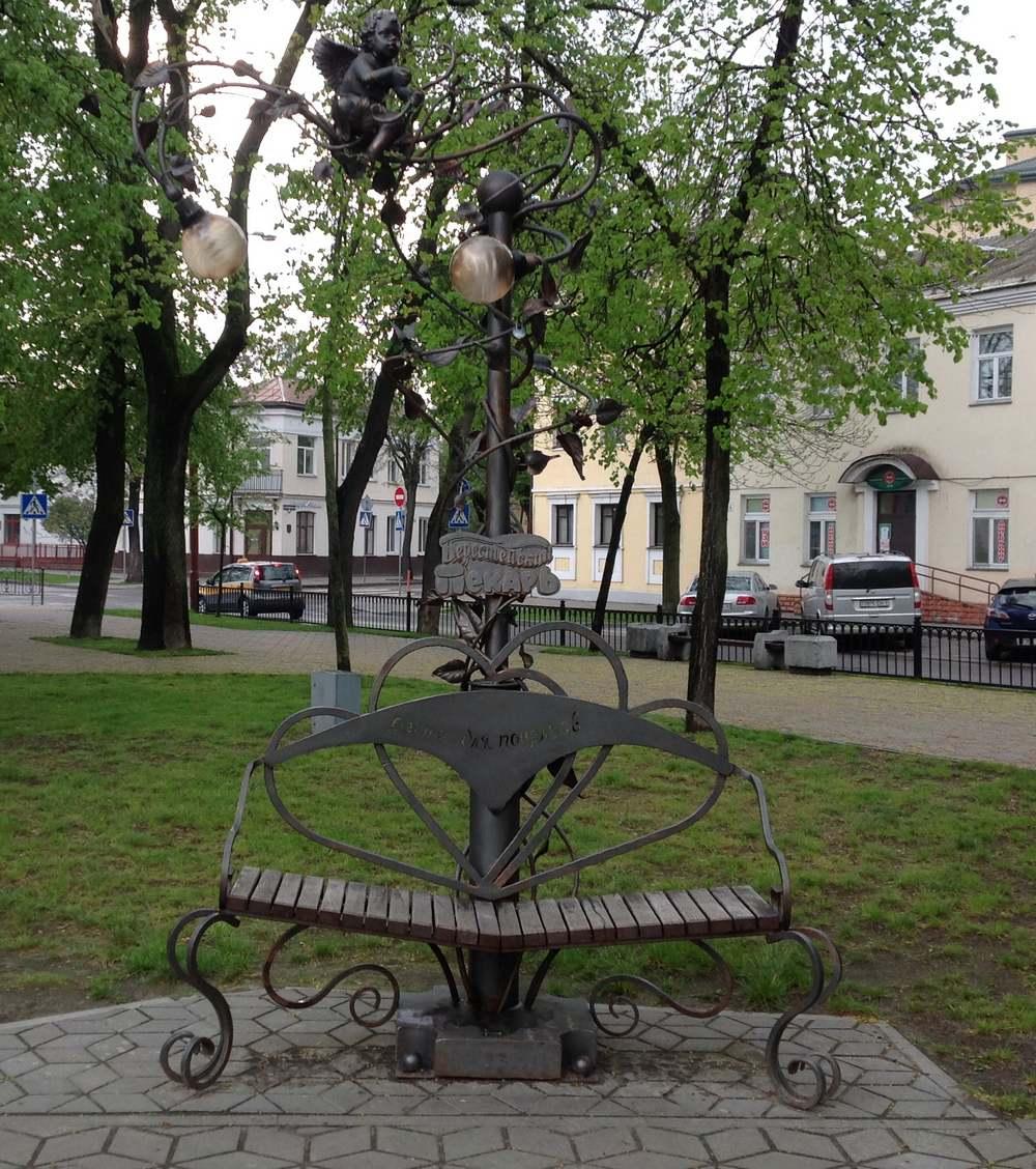 Улица Гоголя в Бресте