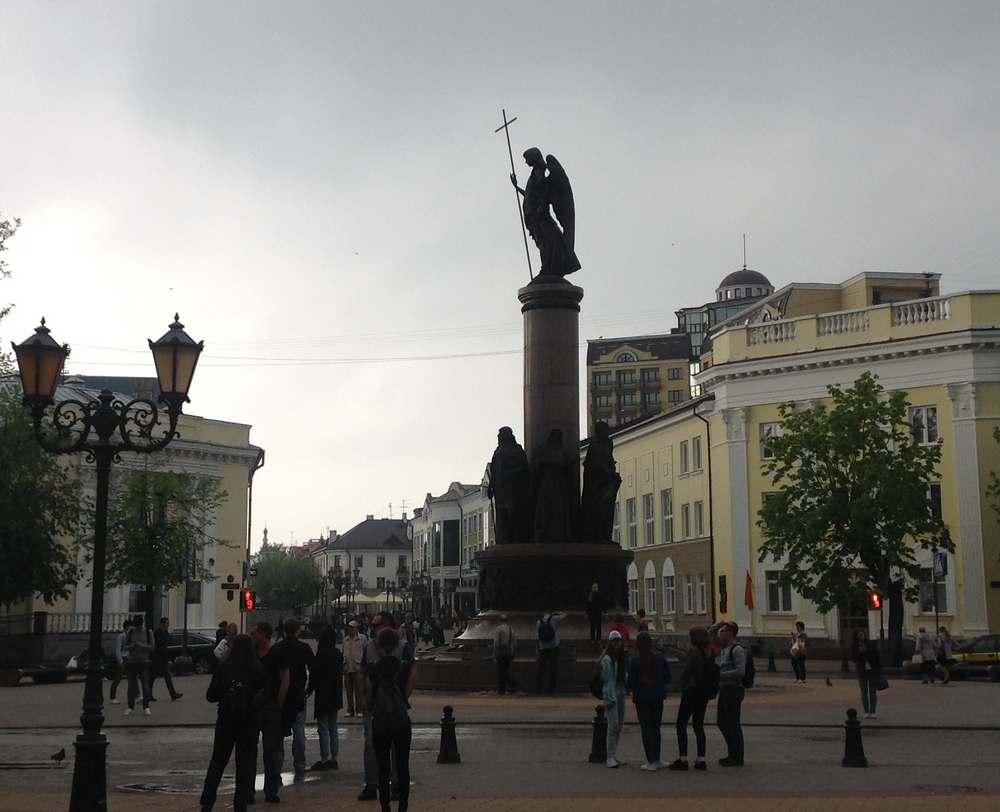 Памятник 1000-летия Бреста