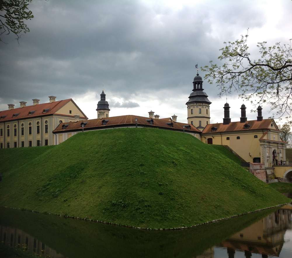 Несвижский замок в Беларуссии