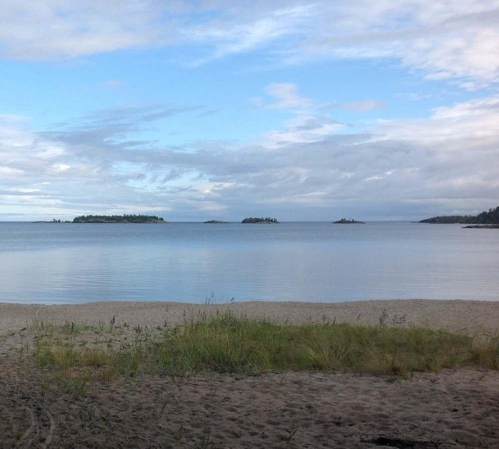Остров Койонсаари. Карелия