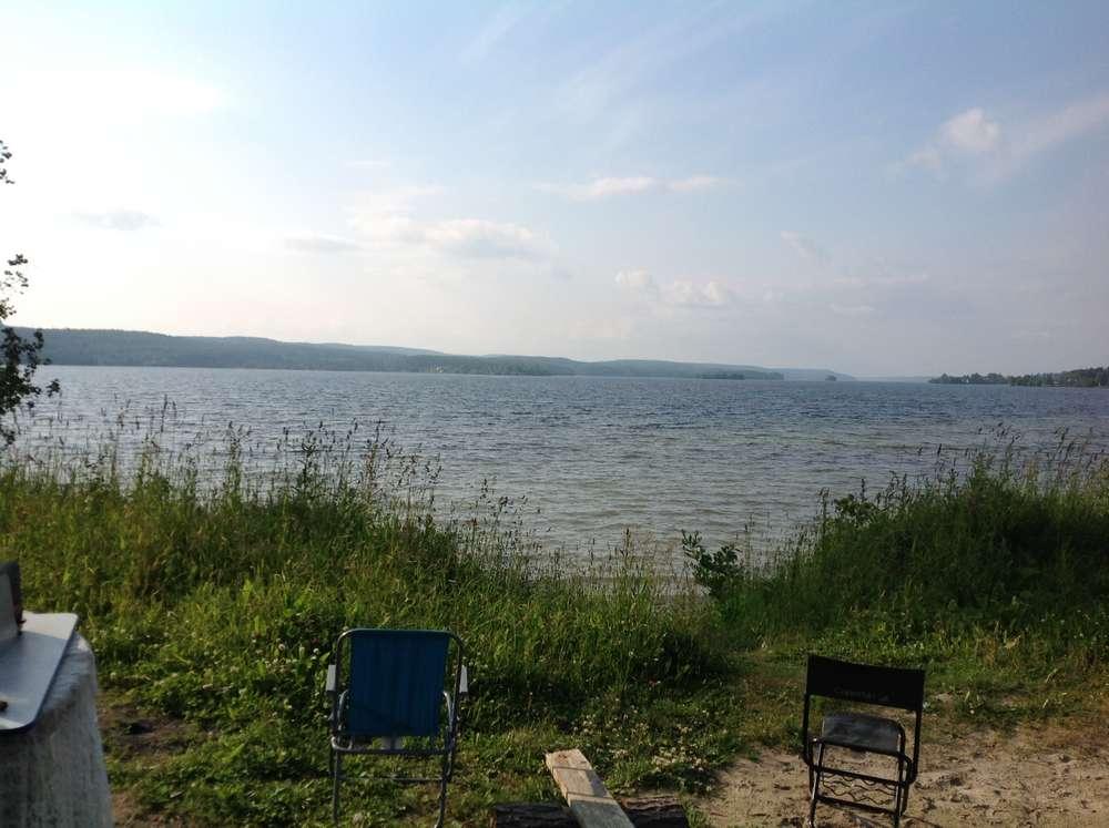 Берег Пертозеро