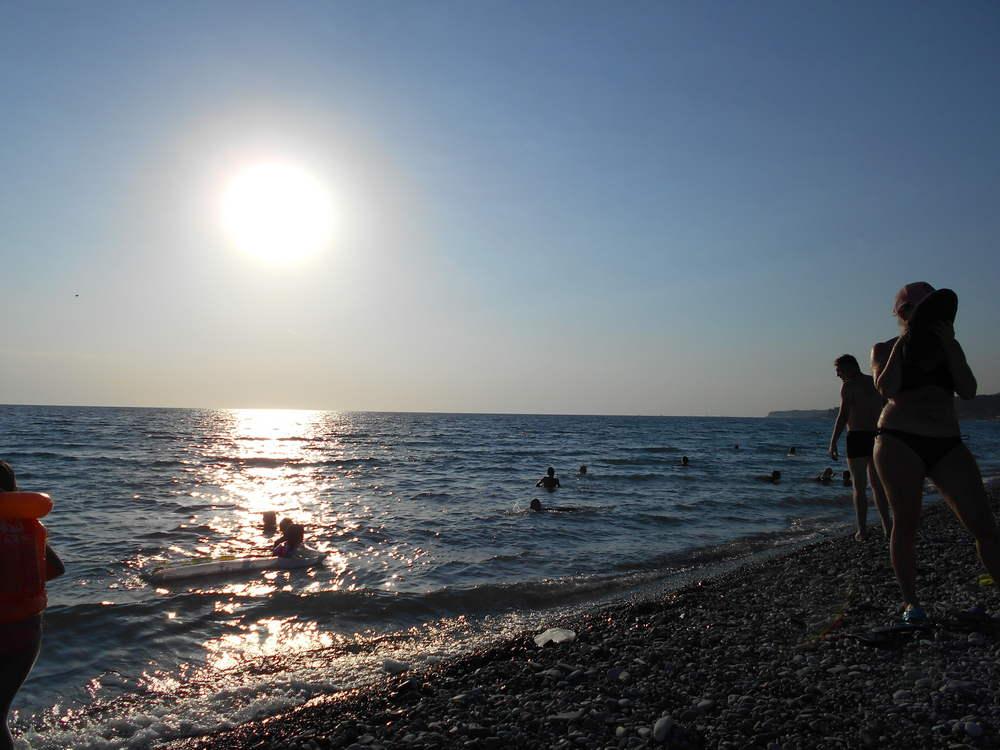 Пляж Аше