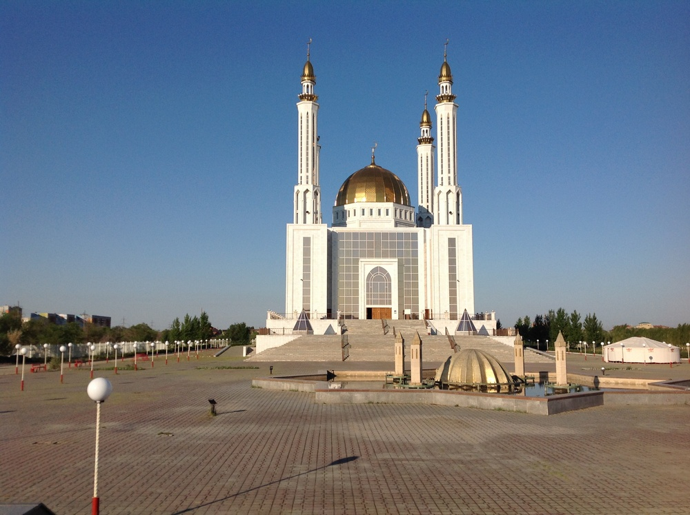Мечеть Нур-Гасыр