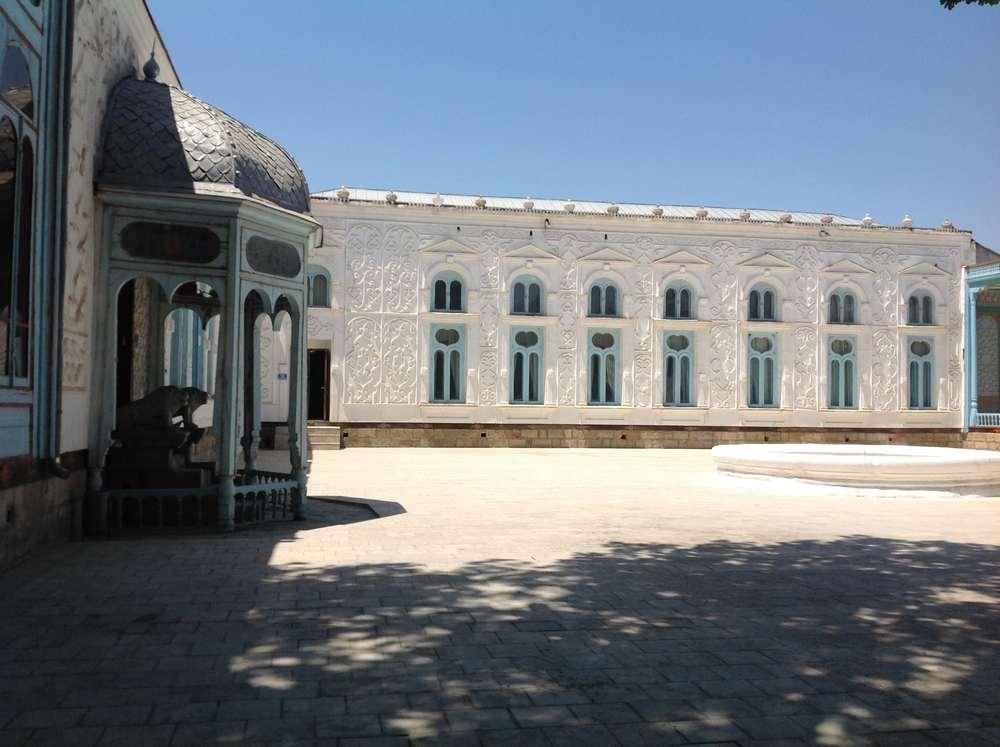 Летняя резиденция Эмира бухарского