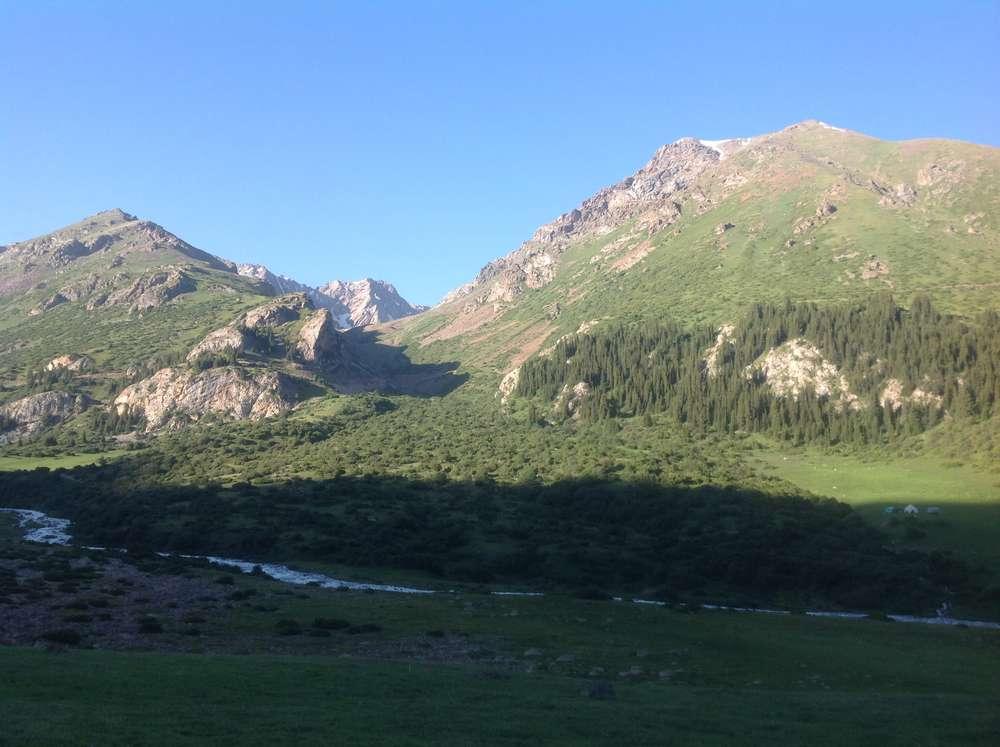 Парк Беш-Таш (Киргизия)