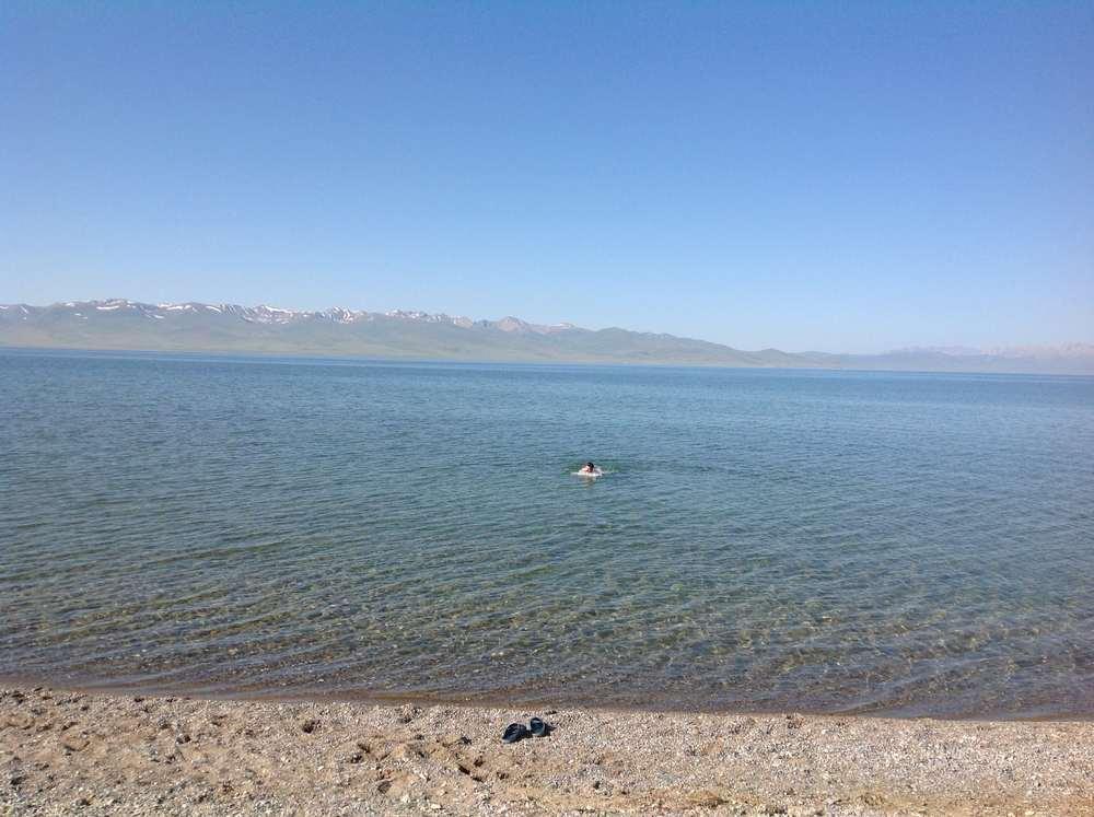 Озеро Сонкель