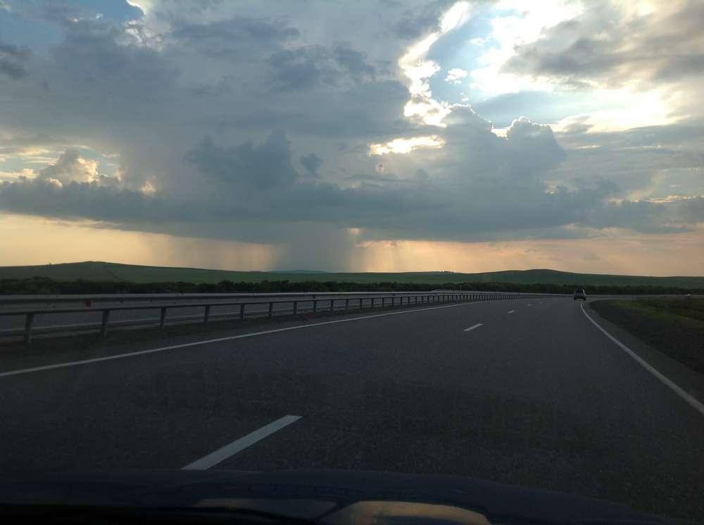 Дороги Казахстан