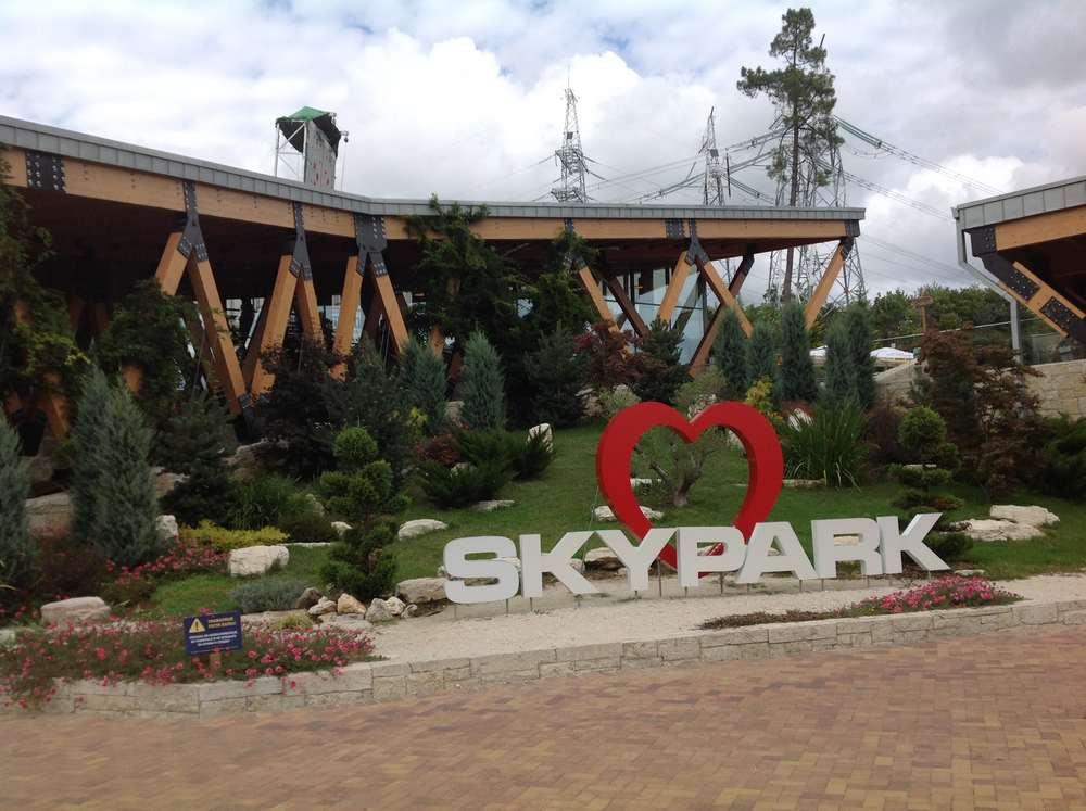 Скай парк Сочи