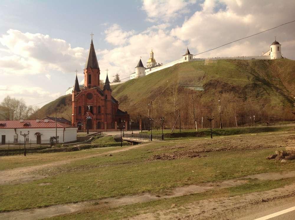 Храм Пресвятой троицы в Тобольске