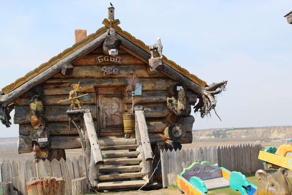 Туристический комплекс Абалак