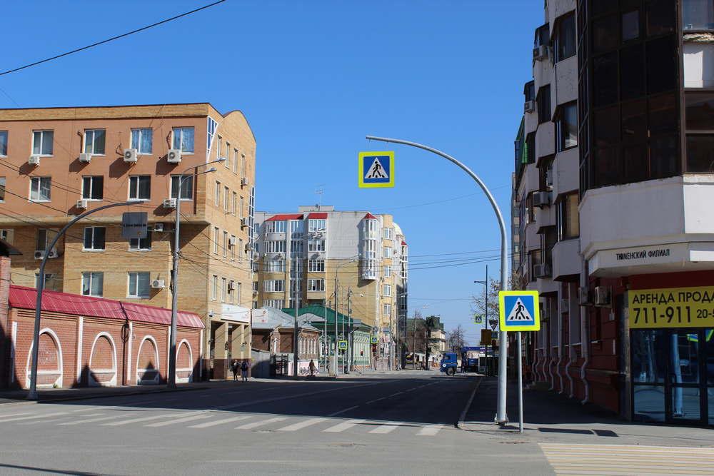 Улицы Тюмени