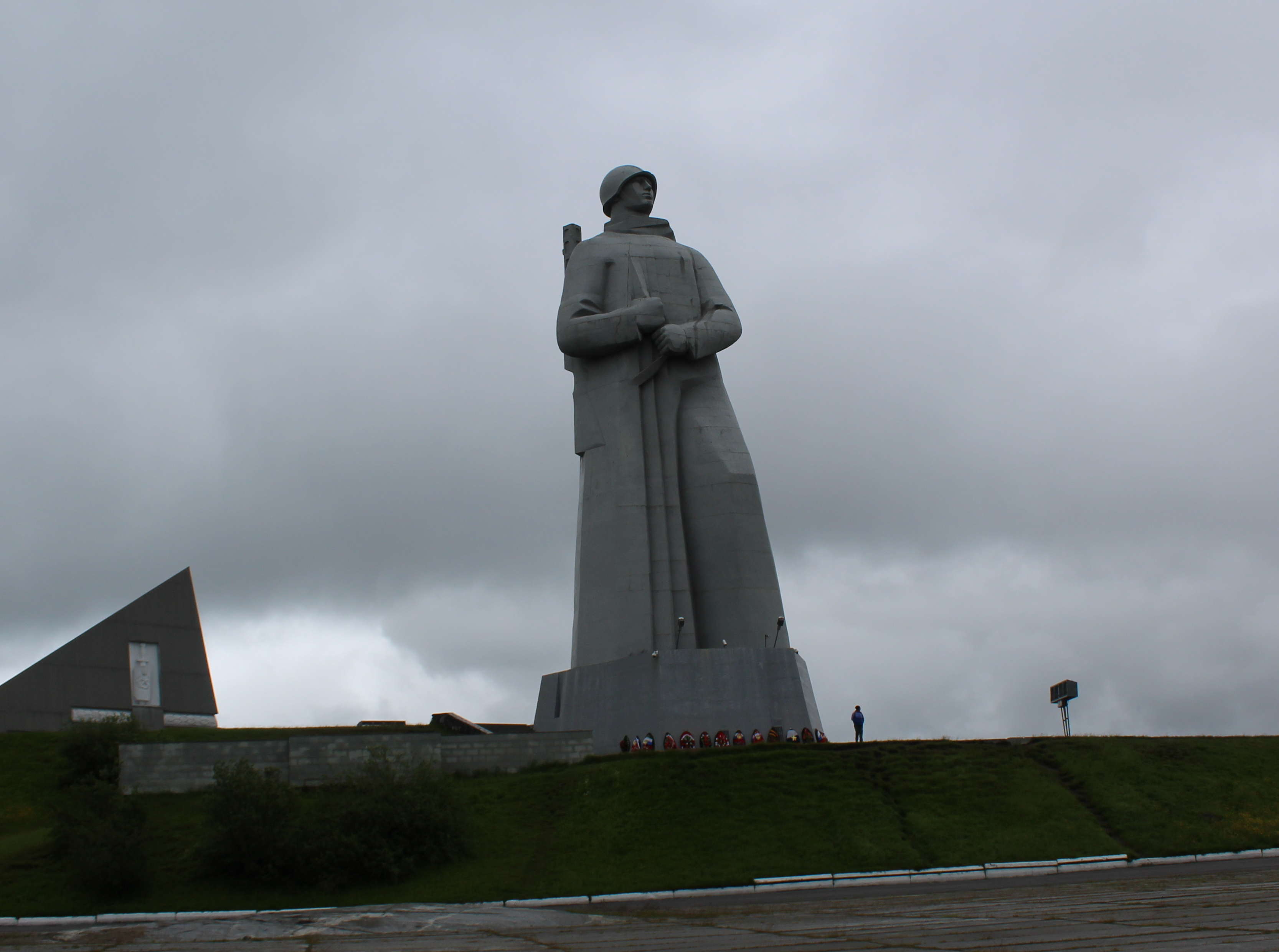 Алеша в Мурманске