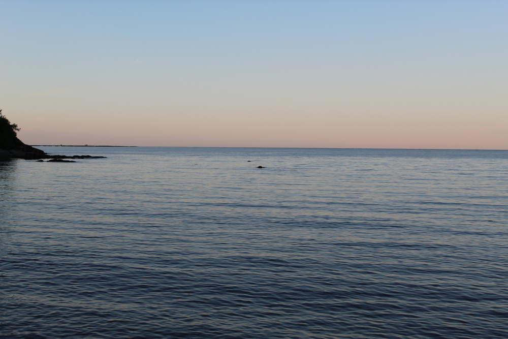 Белое море (Растьнаволок)