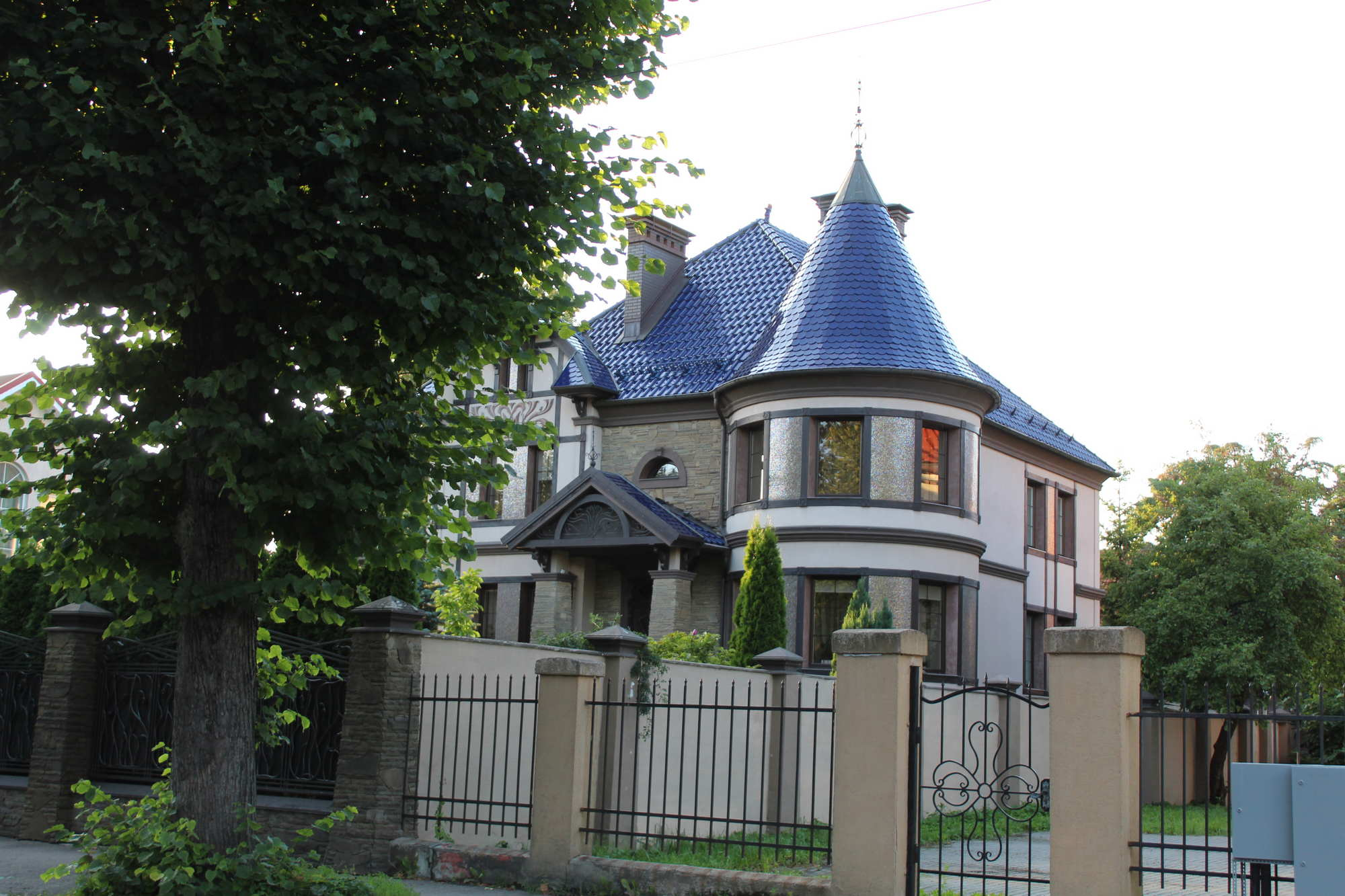 Амалиенау в Калининграде