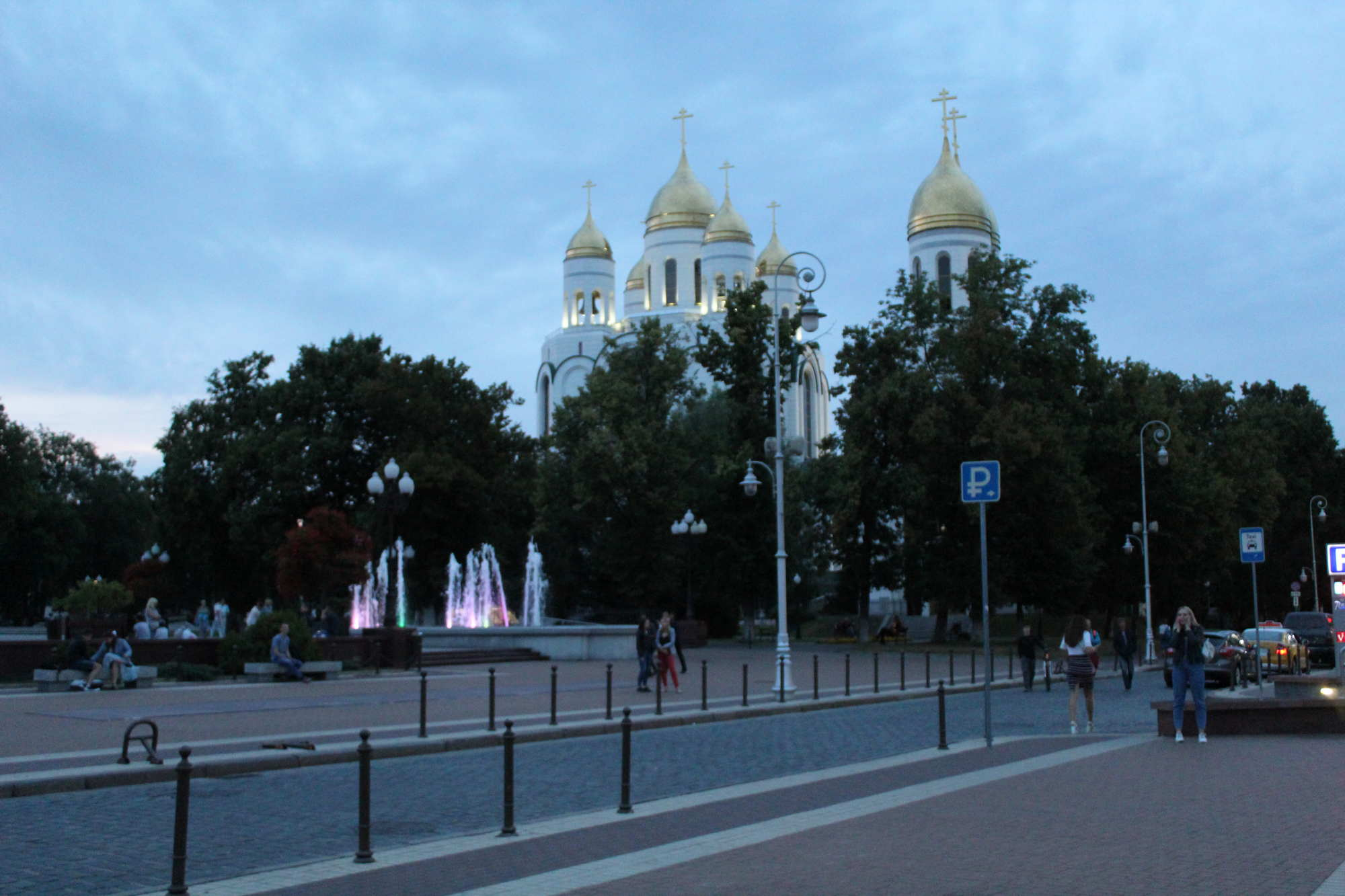 Собор Христа Спасителя в Калининграде