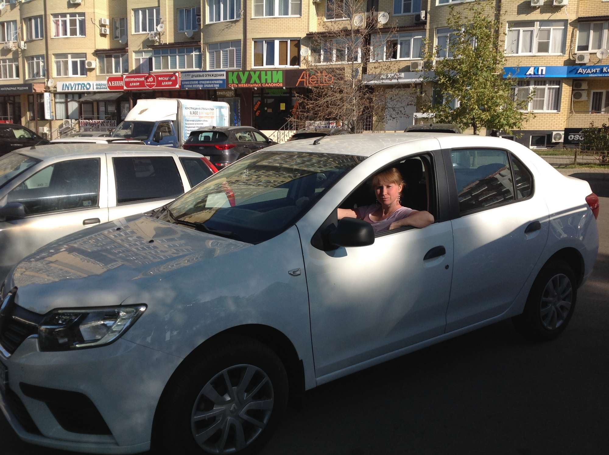 "Рено Логан ""Прайм авто"" в Анапе"