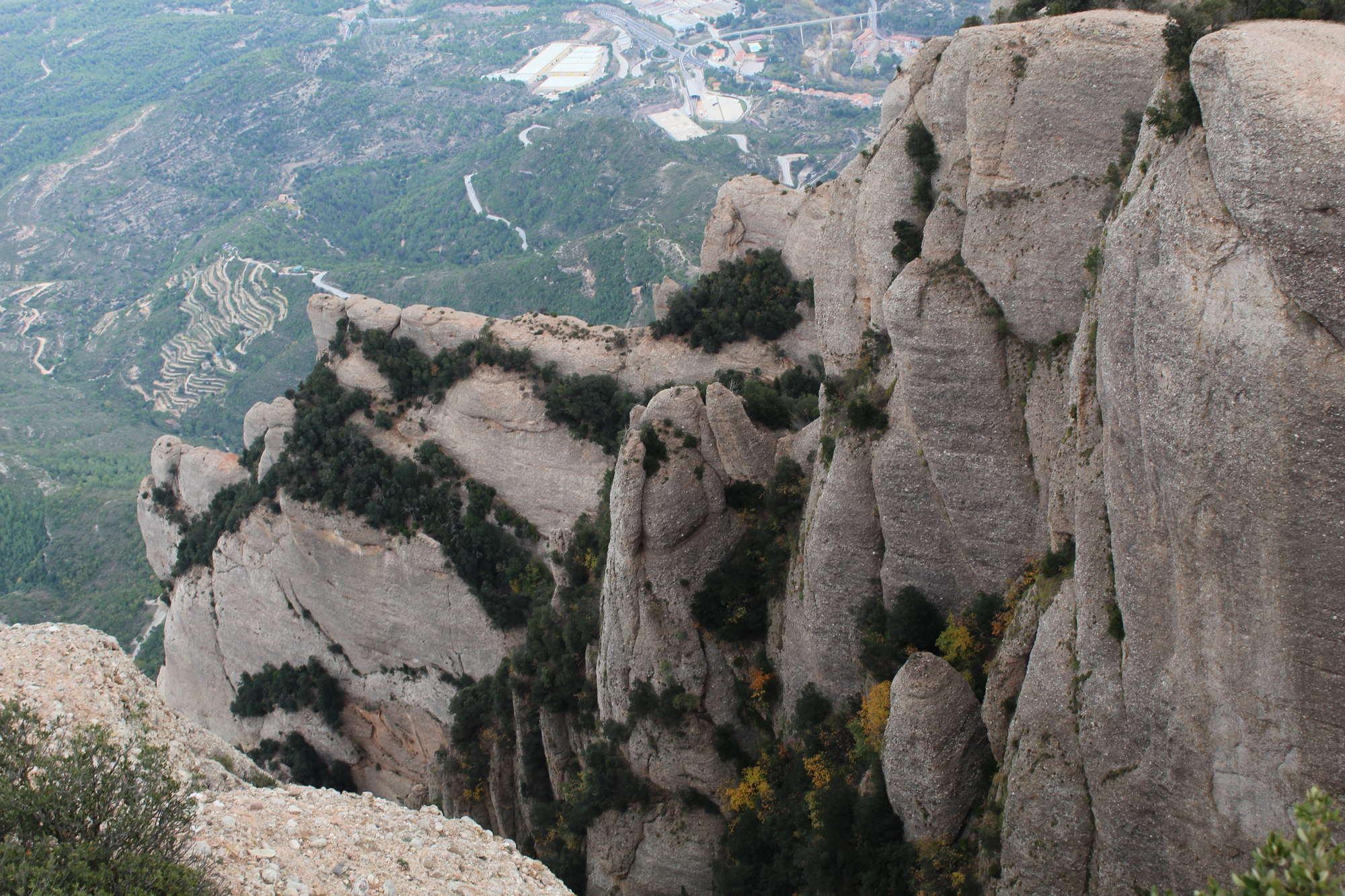 Горы Монтсеррат