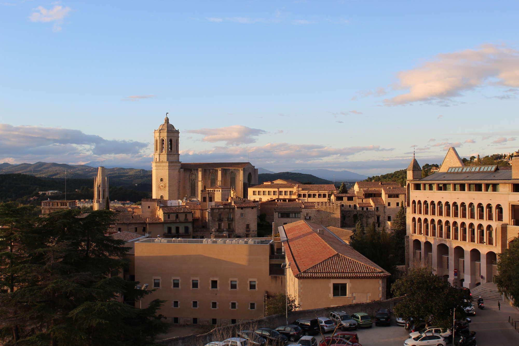 Жирона в Каталонии, Испания