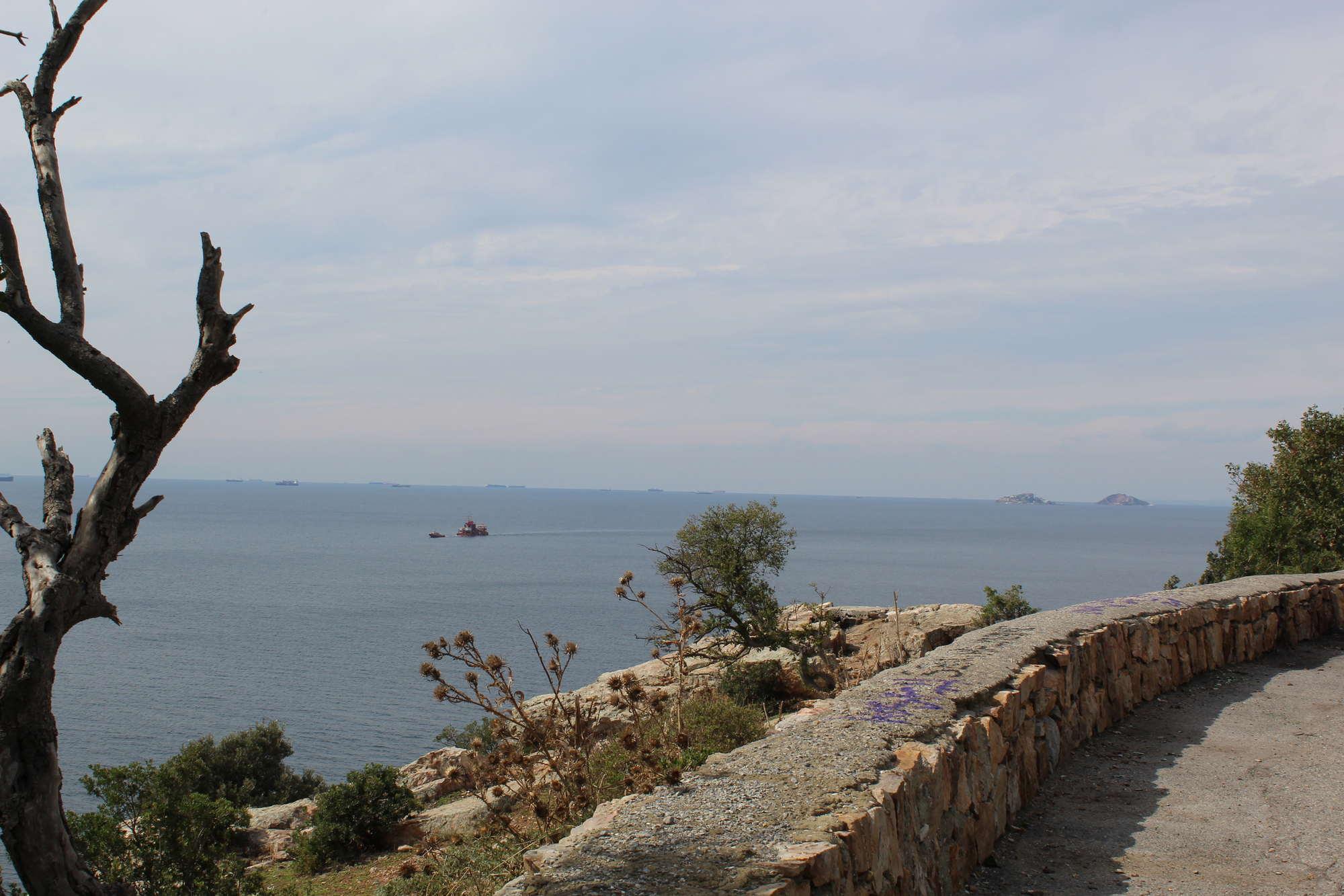 Остров Бююкада Адалары