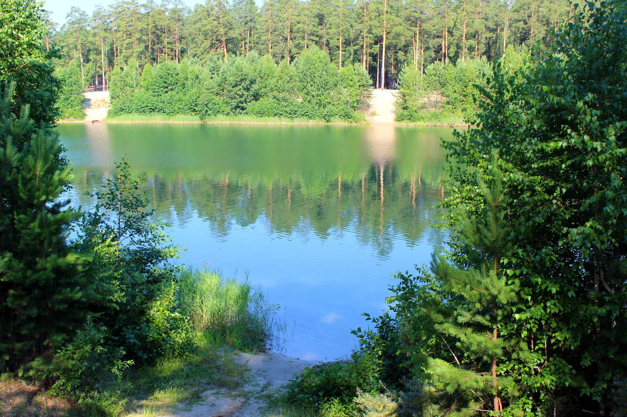 Голубые озера (Курган)