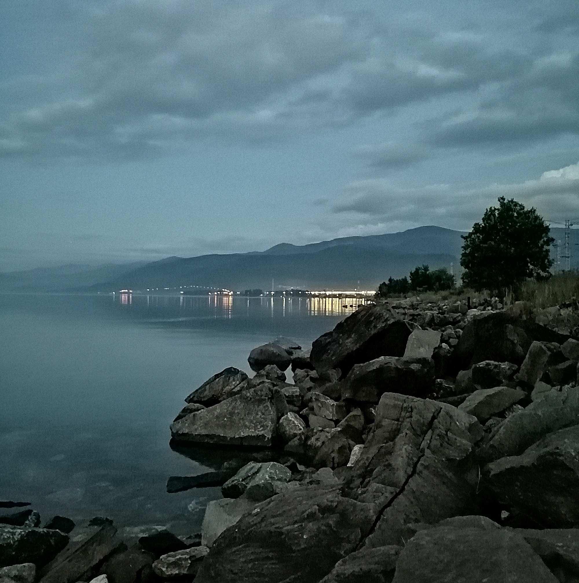 Байкал, Слюдянка