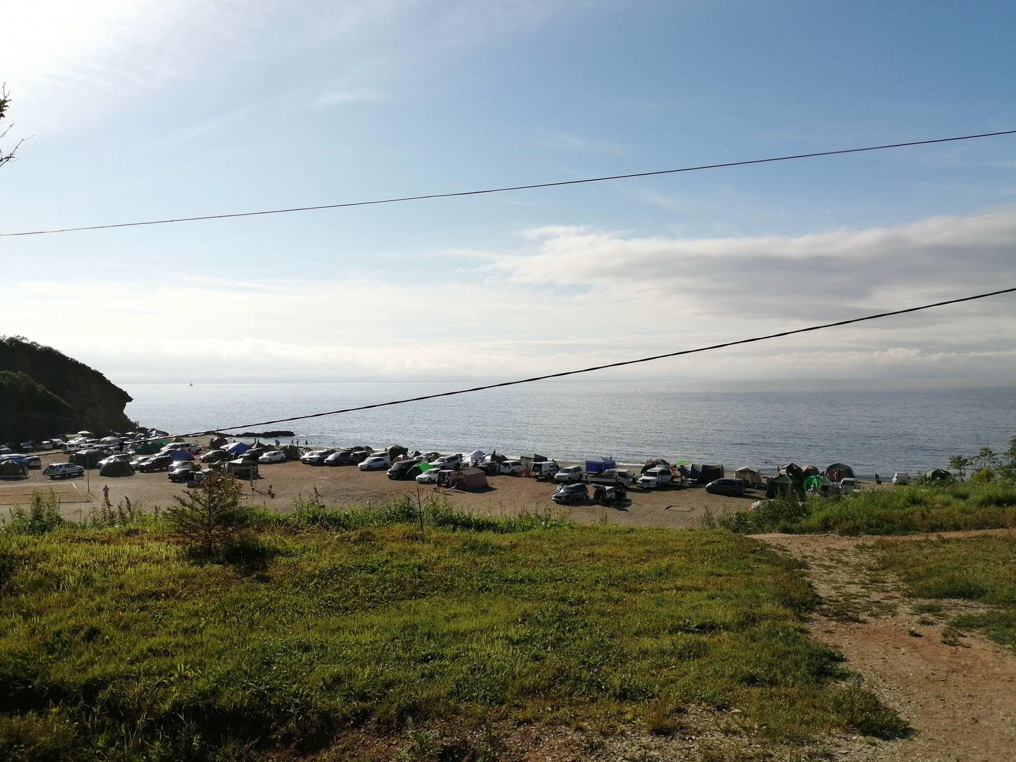 Стеклянная бухта во Владивостоке